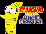 Taco-Man: the Game master (Partially Found web cartoon)