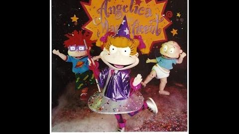Rugrats Magic Adventure (Full Show Audio) Universal Studios Hollywood
