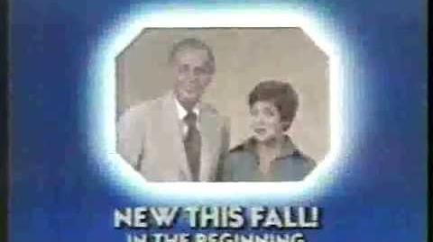 McLean Stevenson In The Beginning 1978 CBS Turn Us On Promo
