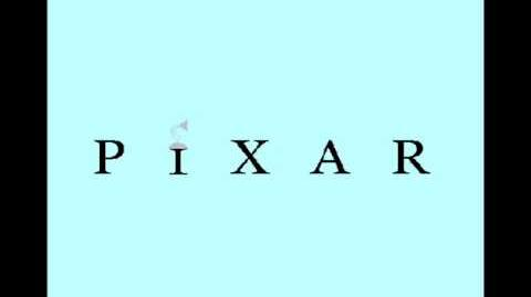 Pixar Animation Studios Logo Remake