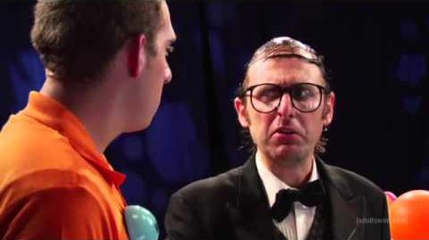 The New Big Ball With Neil Hamburger (Unaired 2010 Pilot)