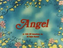 Angel title card