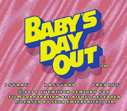 Baby's Day Out SEGA Title