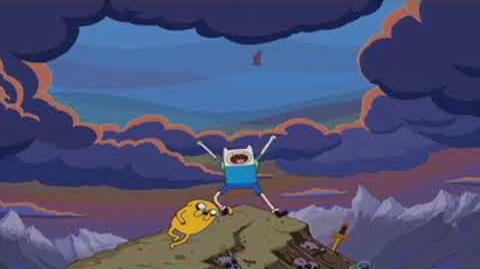 CN on TV5 - Adventure Time Promo (2013)