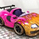Mumbo's car