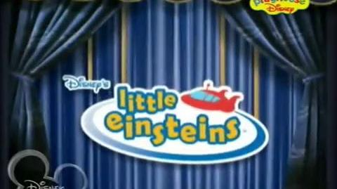 Little Einsteins Hungarian Theme