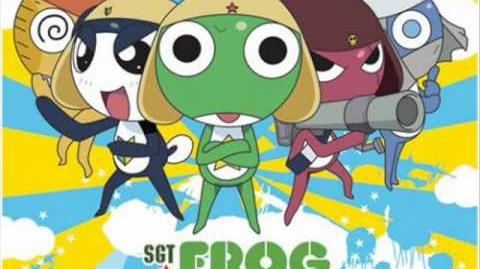 Sgt. Frog (2007 ADV English Pilots)