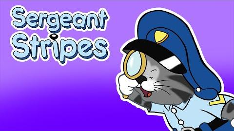 Classic Cartoons for Kids - Sergeant Stripes - Here Be Dragons (Episode 3)
