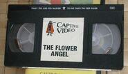 FlowerAngel CaptiveVHS 1982 Tape