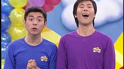 The Wiggles, 歡樂Party!