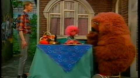 Sesamstrasse 1974 Besuch der Marionetten Part 2