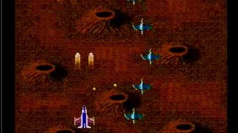 NES Unlicensed SUPER GUN (NTDEC 1992) Stage 1 Gameplay