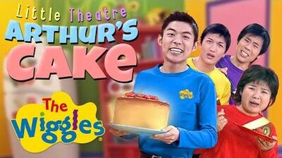 The Wiggles (Taiwan) - Little Theatre Arthur's Cake