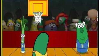 VeggieTales GamePlays- Veggie Hoops!