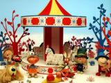 The Magic Roundabout (partially found French stop-motion animated series)