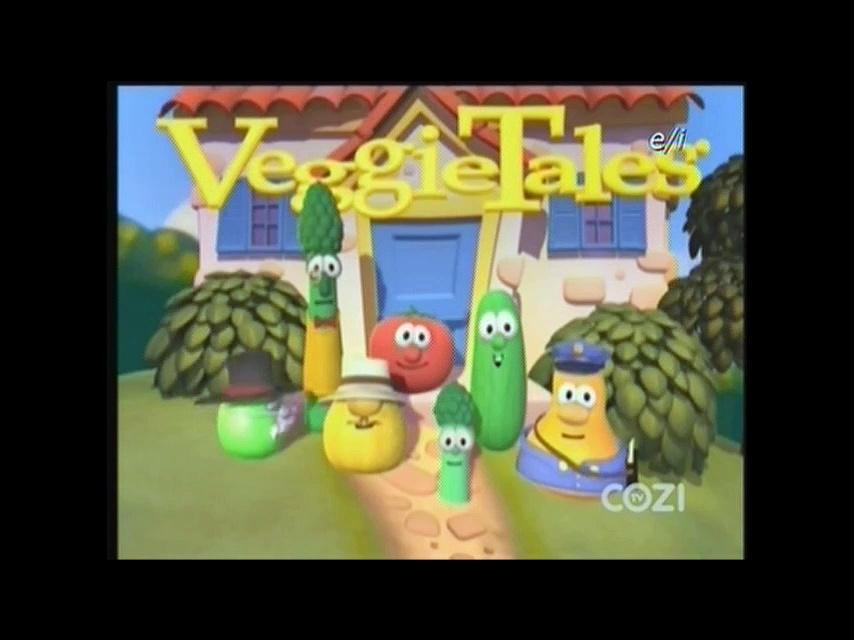 VeggieTales on TV Season 1, Episode 3