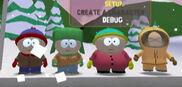 South Park ps2