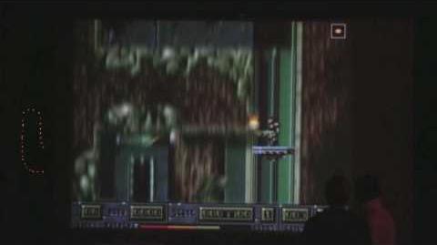 Hardcore - Unreleased Genesis Mega Drive Game by DICE