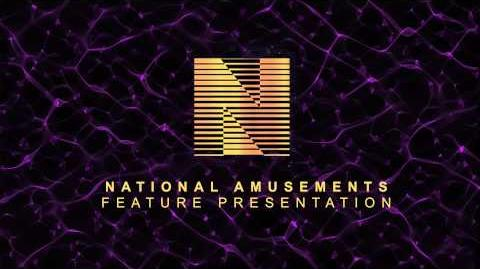 FAN-MADE RECREATION National Amusements - Feature Presentation (2000?-)