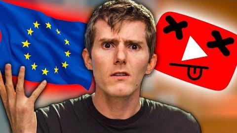 The EU is KILLING YouTube!?
