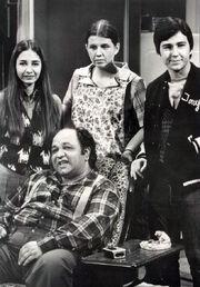 The Super cast 1972