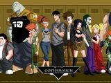 Gotham High (Cancelled Batman Animated Series)