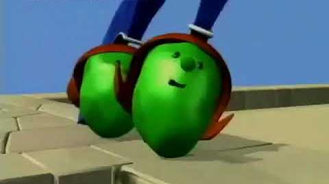 Korean VeggieTales Ad 2000's, South Korea