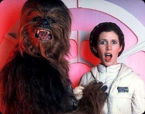 Star wars breasts