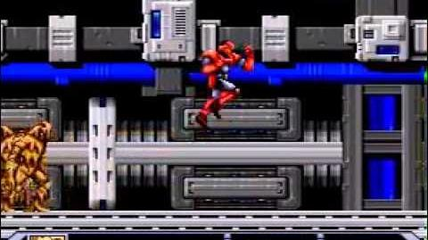 Metal Jack (USA Prototype) SNES - Ken Striker playthrough