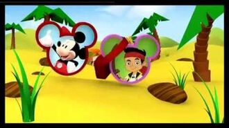 Disney Junior Spain - Summer Adverts - July 2011