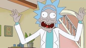 Rick and Morty in Japanese - Rick's Catchphrases