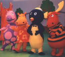 Me and My Friends (Lost Backyardigans Pilot, 1998)