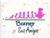 Barney & Friends (Partially Found Season 1-6 Latin Spanish Dub)