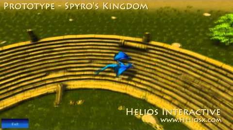 Spyro's Kingdom Prototype Trailer