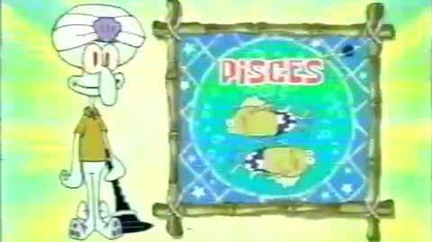 Astrology With Squidward - Pisces (ORIGINAL ENGLISH VERSION)