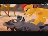 The Lion Guard (lost Zulu dub)