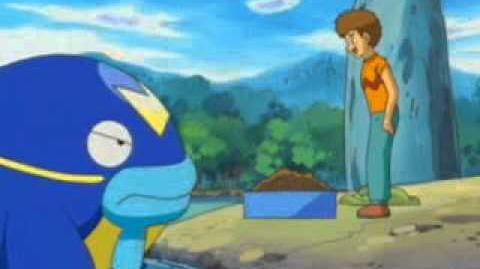 "Pokémon ""Battle of the Quaking Island! Barboach VS Whiscash!!"" (2004 Unaired Episode)"