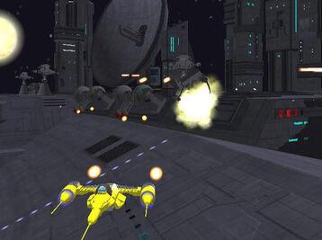 Anakin's Flight Image