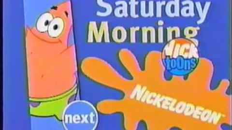 Saturday Morning Nicktoons Bumpers (March 1, 2003)