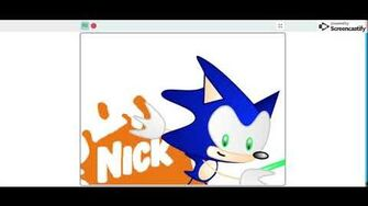 The Sonic Show Nick Ident (2003-2006) (FAKE)