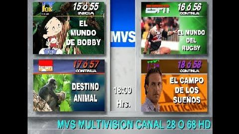 MVS (Lost Mexican TV Station)
