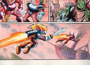 Sparkster the Rocket Knight Unreleased Comic Photo9