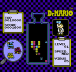 Dr Mario Final Product Picture