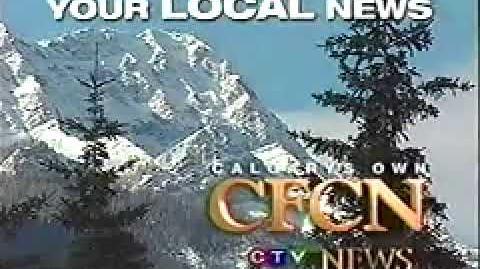 CFCN-TV News Promo (2002)