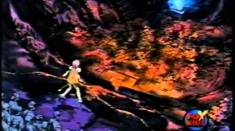 The Vision of Escaflowne (Rare Fox Kids Dub)