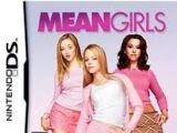 Mean Girls DS (Cancelled DS Game Based On Film 2009-2010)