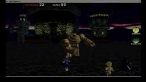 Final Fantasy VI: The Interactive CG Game, aka Final Fantasy 64 (Unreleased 1995 Tech Demo)