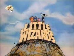 Little Wizards Logo 1987-1988