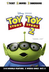 Toy Story Double Feature (partially found intermissions; 2009)