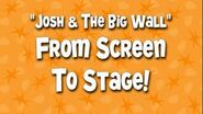VeggieTales-Josh and the Big Wall! Behind the Scenes
